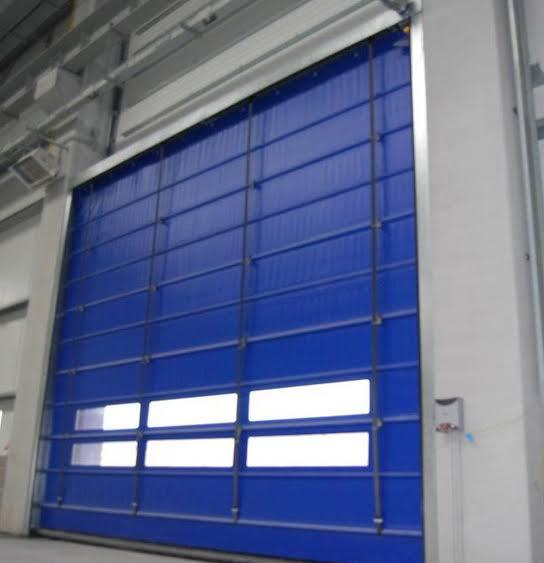 PVC Hızlı Kapı